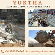 Yuktha Earth movers machinery works and construction